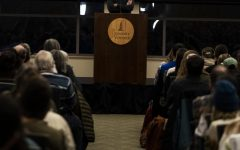 Environmentalist Bill McKibben tells UVM to divest