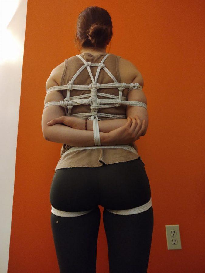 Japanese rope-tying is more than bondage