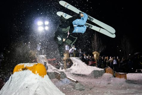 "UVM goes full send: Ski and Snowboard Club hosts ""Pipe Dreams"" event"