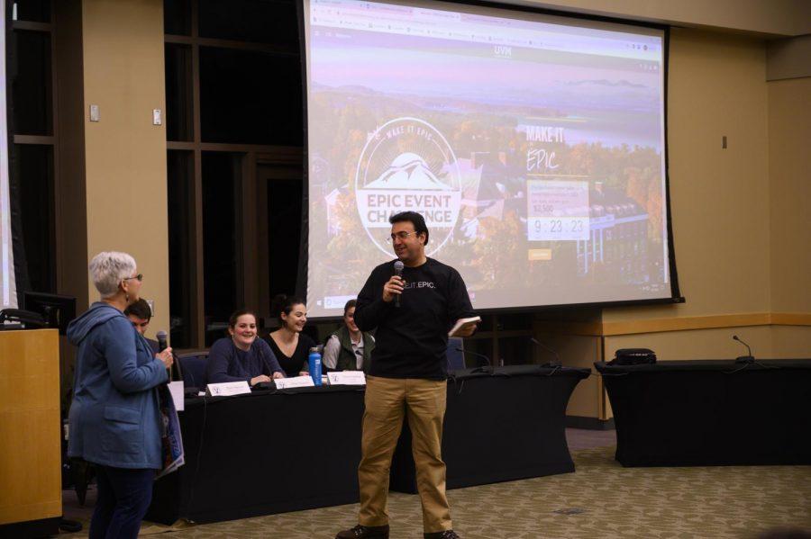 UVM Foundation kicks off Epic Event Challenge