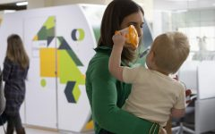 UVM unveils new breastfeeding spaces