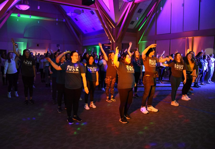 RALLYTHON exceeds fundraising goal with dance marathon