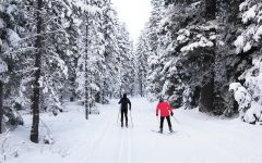 Why skiing uphill isn't for the faint of heart
