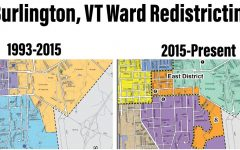 """A gerrymandered student ward."" How Burlington's Ward 8 got its shape"