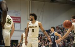 Men's basketball winning streak comes to an end