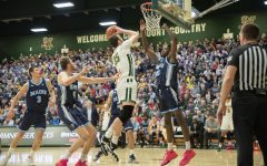 Men's basketball leads conference nine straight wins