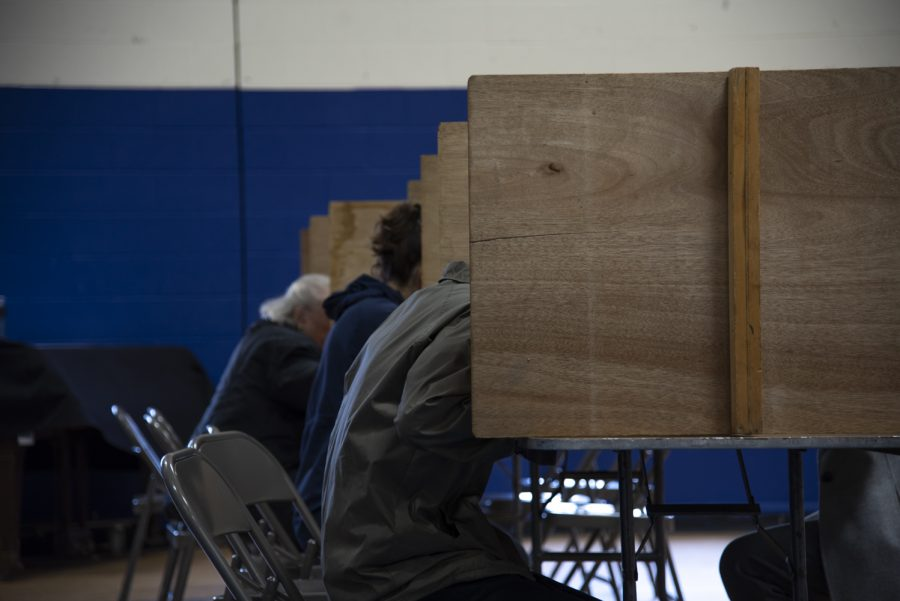 Sounds from the polling places: what Ward 1 voters had to say