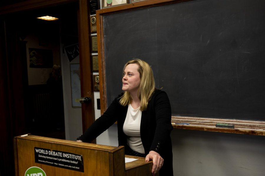Women in Politics: Rebecca White graduated UVM at 20 and joined Vermont government at 22