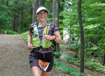 UVM professor spends free time running ultramarathons