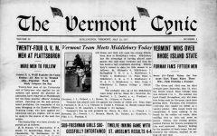 Cynic History: Reporting on the women's suffrage movement at UVM