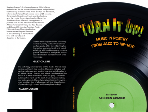 English professor explores music and poetry in new book