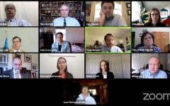 Members of the Vermont legislature met over Zoom May 21 and heard testimonies from four UVM professors.