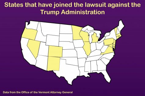 Update: Vermont joins the lawsuit against the Trump Administration over ICE