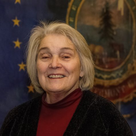 Virginia 'Ginny' Lyons is up for reelection in the democratic primary Tuesday, Aug. 11. She has served as a democrat representing Chittenden County since 2000.