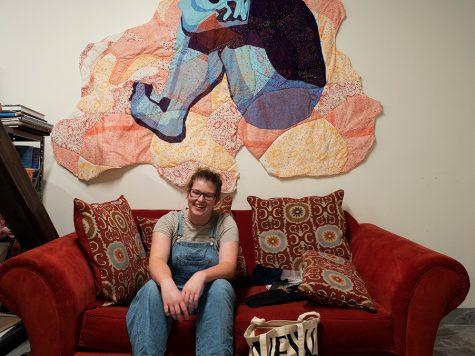 Recent grad lands BTV artist residency