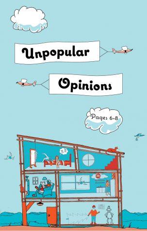 Unpopular Opinons