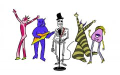 Opinion staff: Cynical Halloween Tunes