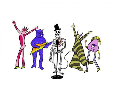 Opinion staff: Cynical Halloween Tunes