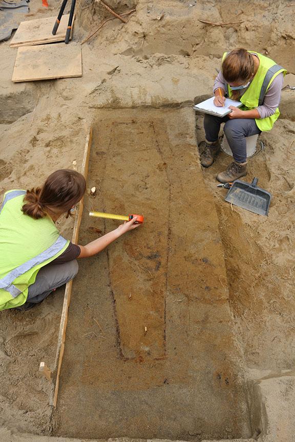 Seven skeletons found under Burlington home