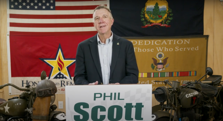 Republican Governor Phil Scott wins reelection by a landslide