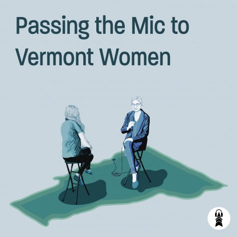Passing the Mic to Vermont Women - A Vermont Female Firefighter