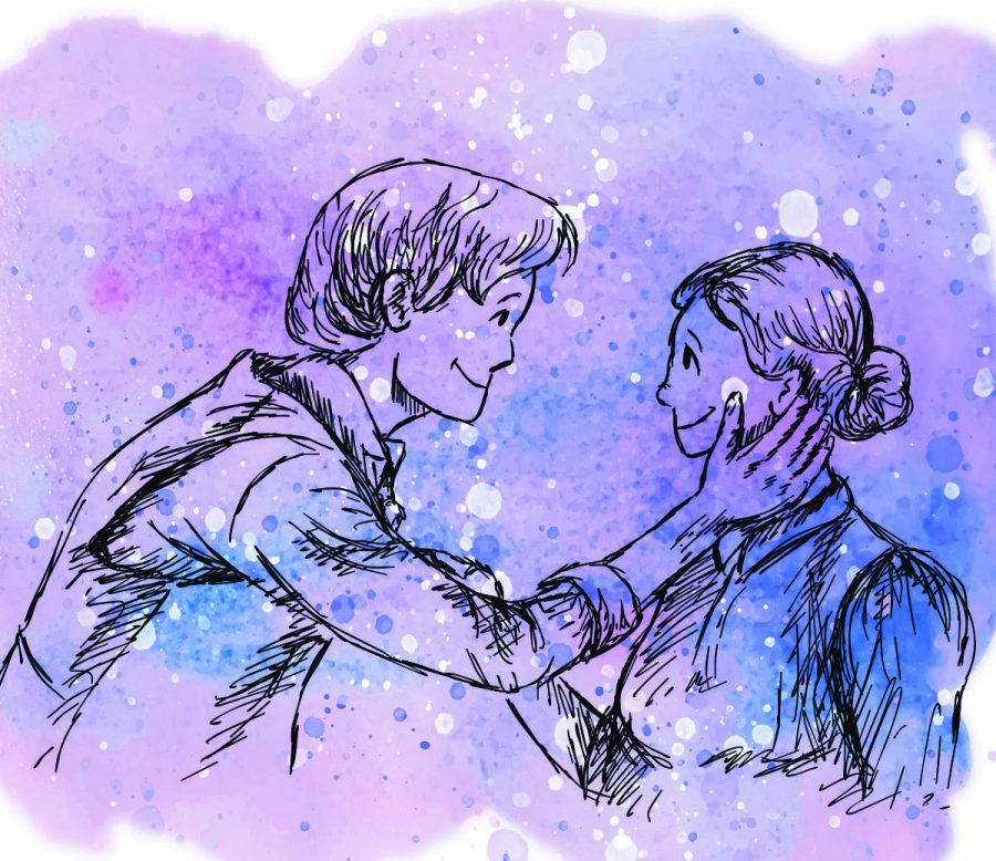 Favorite Couple: The Doctor x Clara Oswald