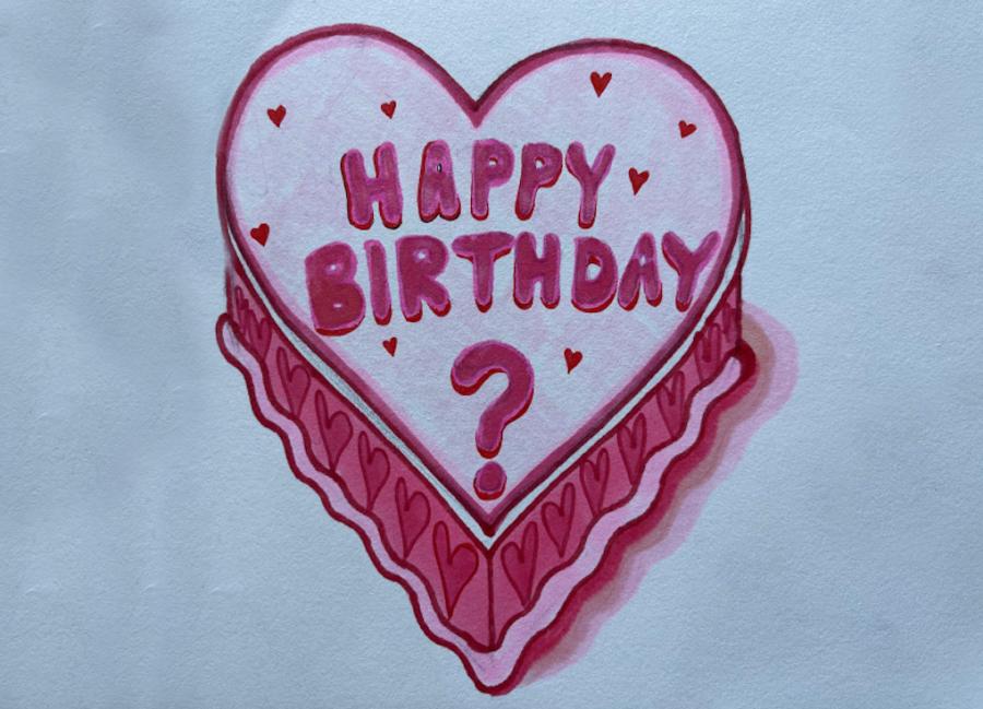 Stop saying happy Valentine's Day to me, it's my birthday