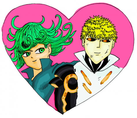 Favorite Couples: Tatsumaki x Genos