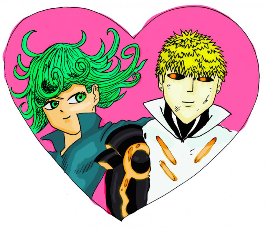 Favorite+Couples%3A+Tatsumaki+x+Genos
