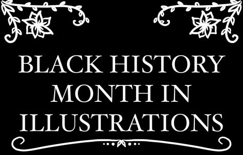 Black History Month in illustrations