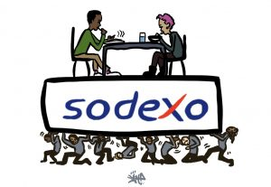 Perspectives: Sodexo's got to go
