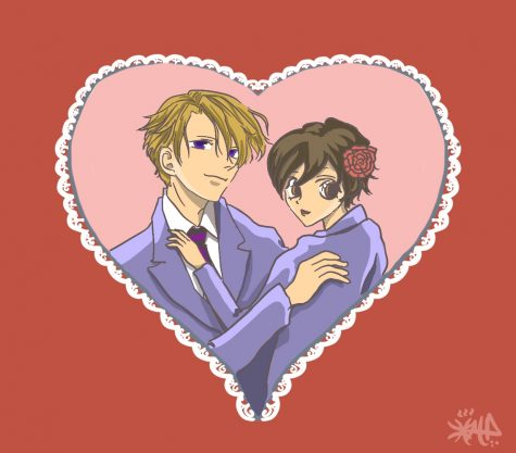 Favorite Couples: Tamaki x Haruhi