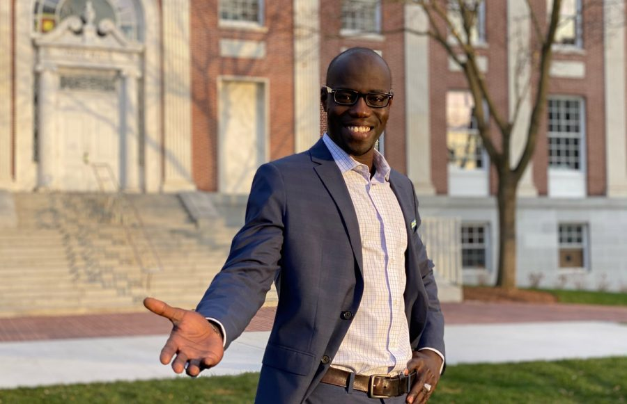 Meet the candidates: Independent Ali Dieng
