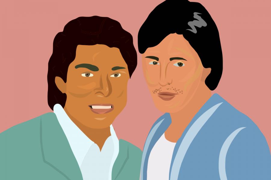 Favorite Couple: Ricardo Tubbs x Sonny Crockett