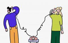 Students adapt to a virtual social life