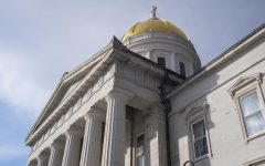 The Vermont State House, built in 1883 is the icon of the smallest capital in the United States.