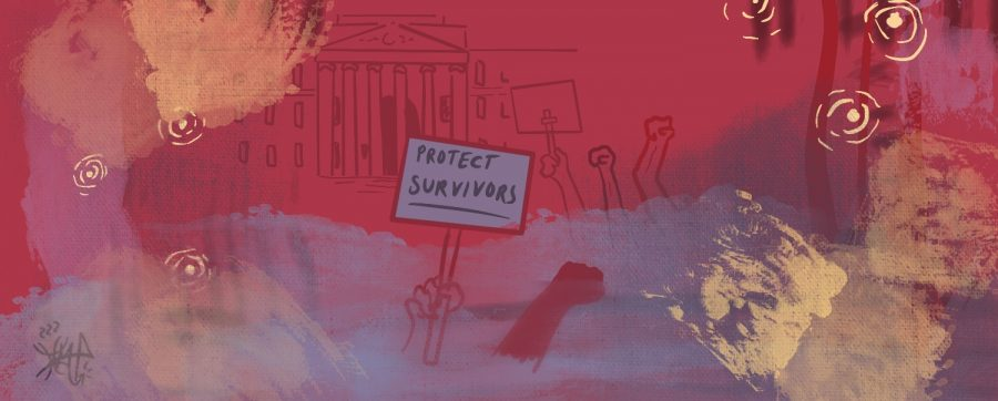Letter to the Editor: faculty of GSWS stand in solidarity with student survivors and supporters