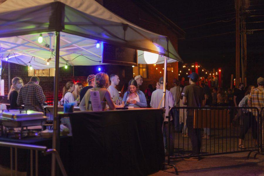 Local Burlington artists show off their work during Art Hop Sept. 10-12.