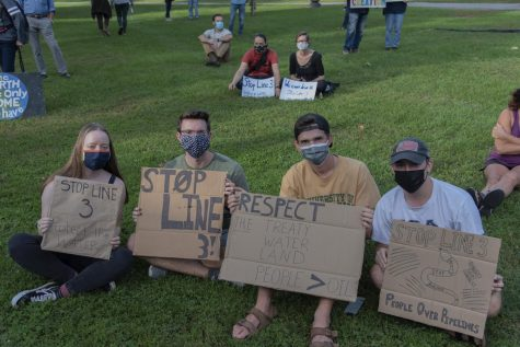 Tertiary image for climate change protest