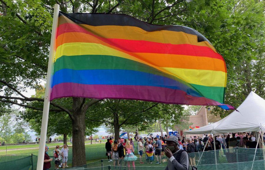 Burlington Pride rejects 'rainbow capitalism'