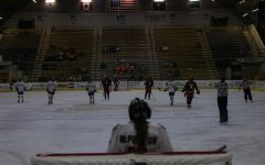 UVM's Women's Hockey faced off against Rensselaer Polytechnic Institute on Oct. 1 and 2.