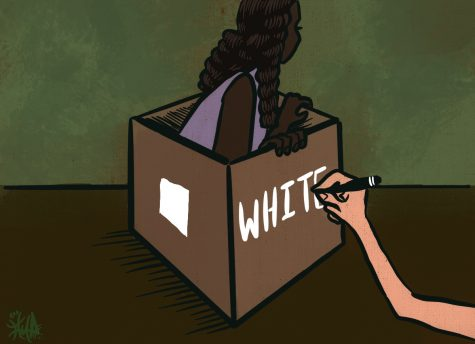 Students of Color discuss microaggressions on campus: whitewashing